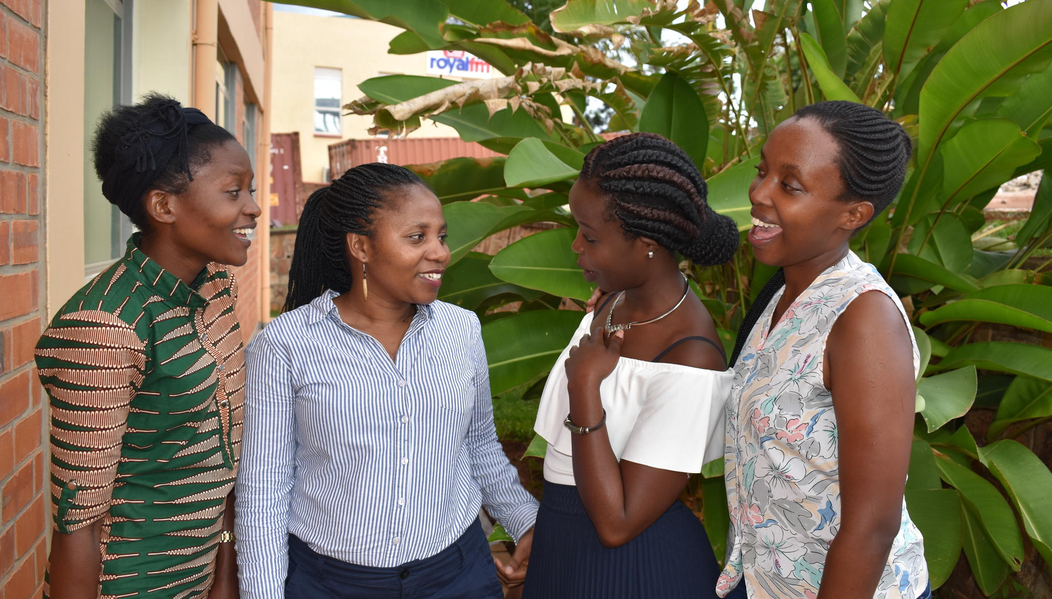 Empower women in Africa through higher education!