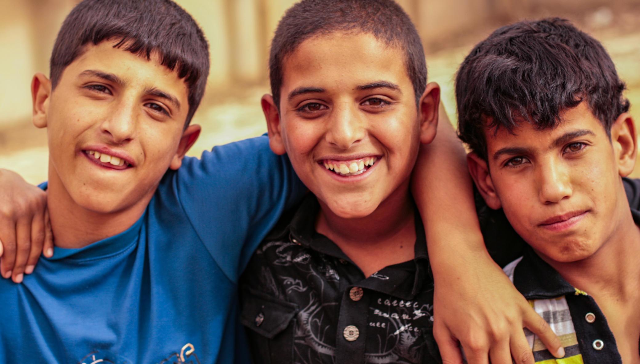 Empowering Refugee Families in Jordan