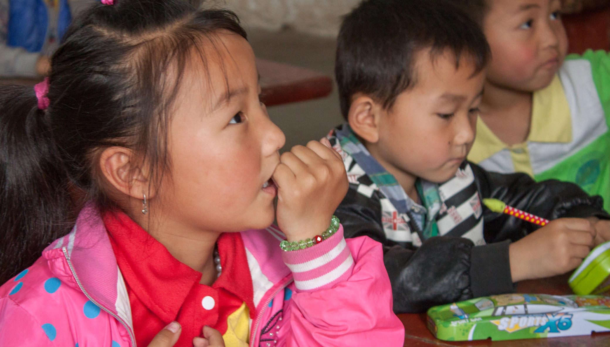 English Education for Rural Children in China