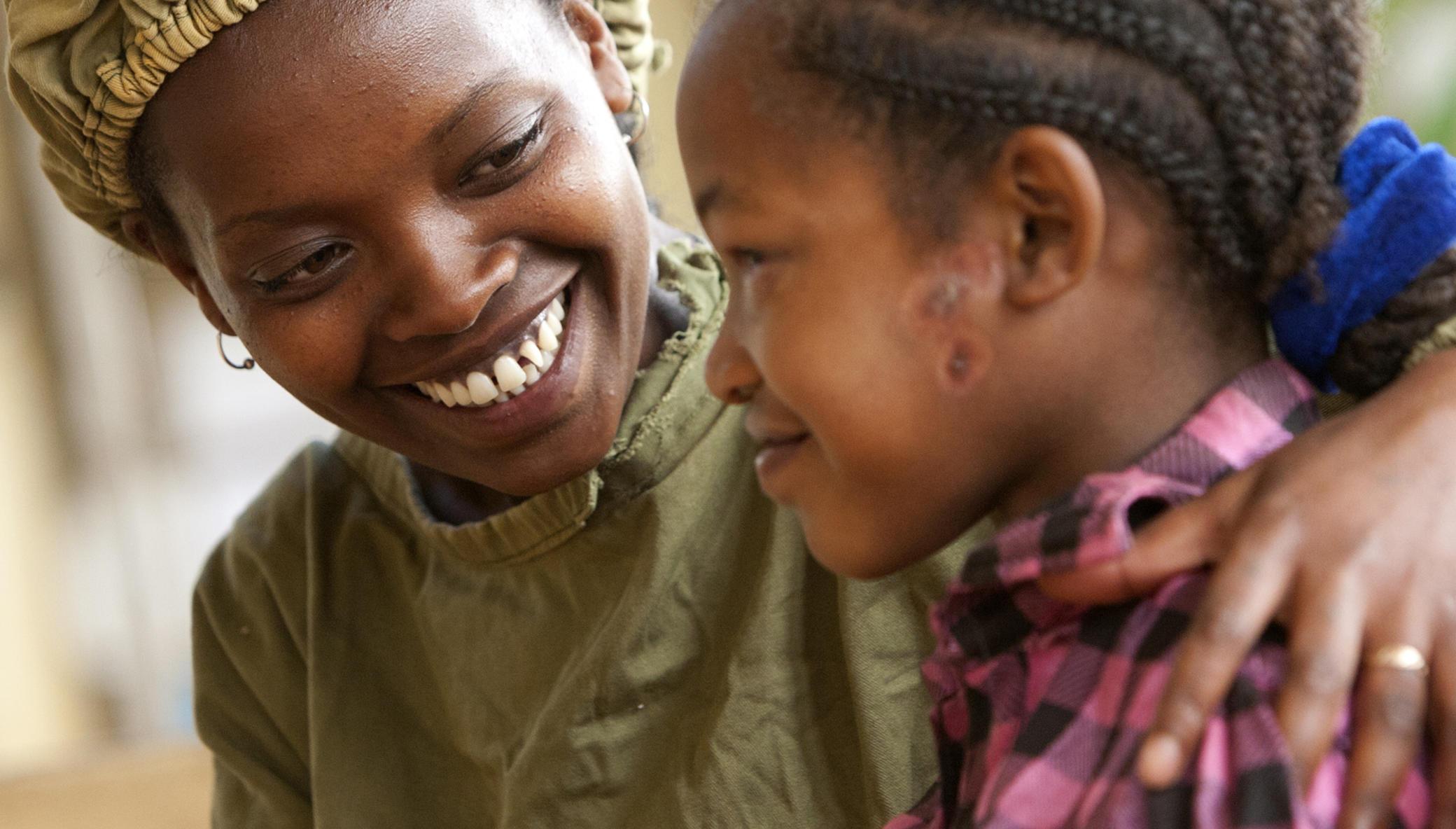 Ensuring Girls in Ethiopia Receive Basic Eye Care