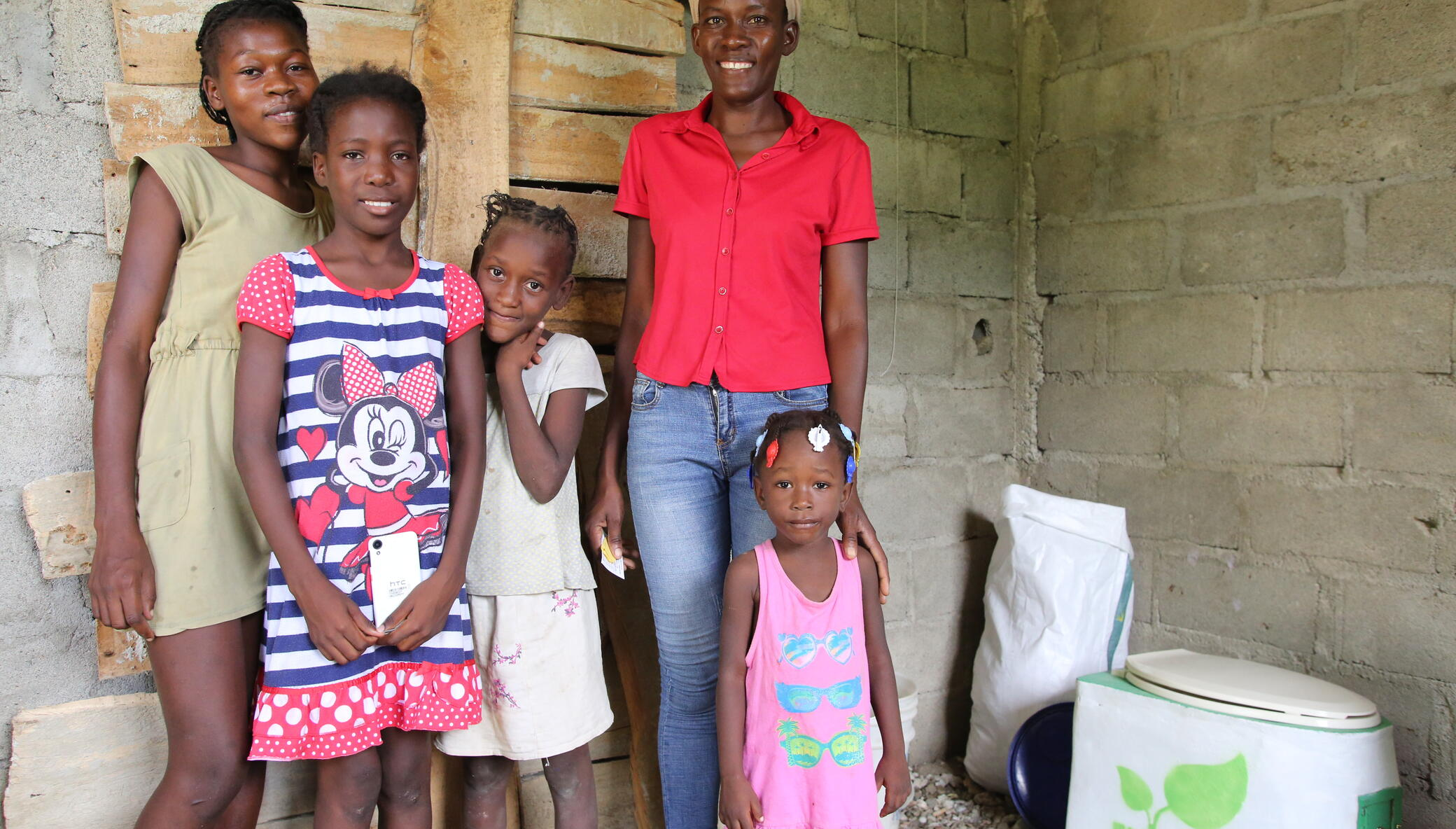 Expanding Sanitation Acess in Urban Haiti