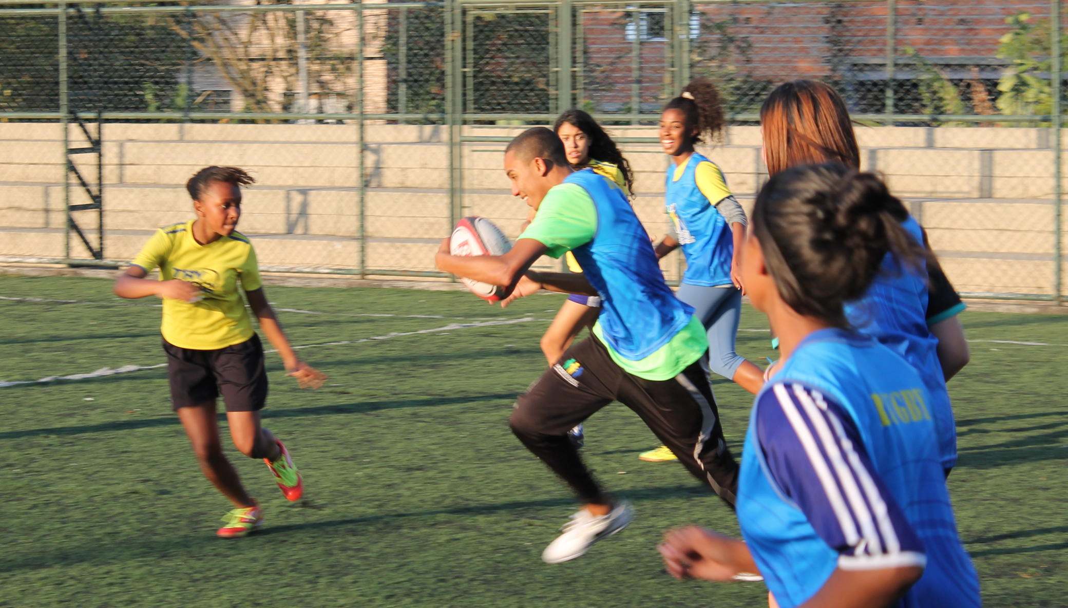 Expanding Youth Horizons in Brazil Through Rugby