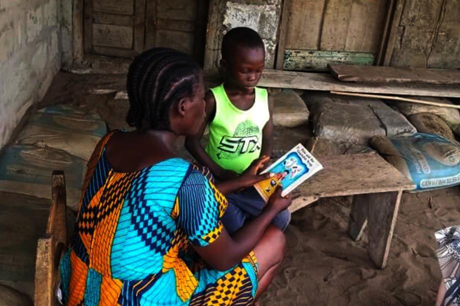Family Literacy Initiative (FLI) in Liberia