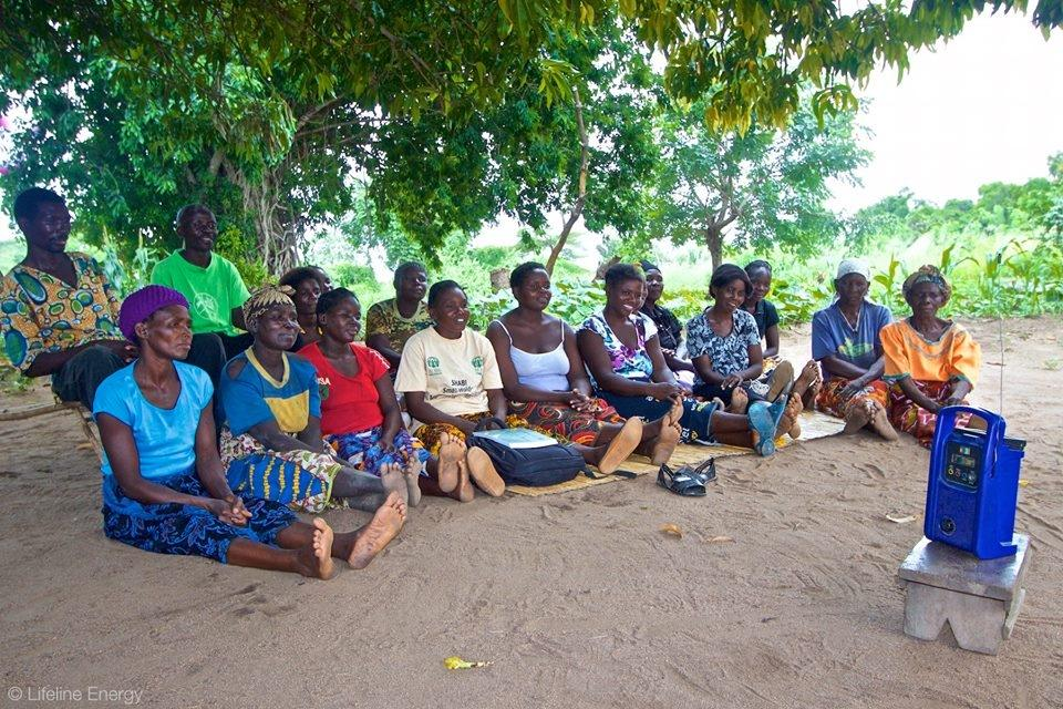 Farm Talk Radio Educates Farmers in Zambia