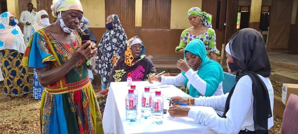 Feed 1500 Households a Month in Ramadan in Ghana