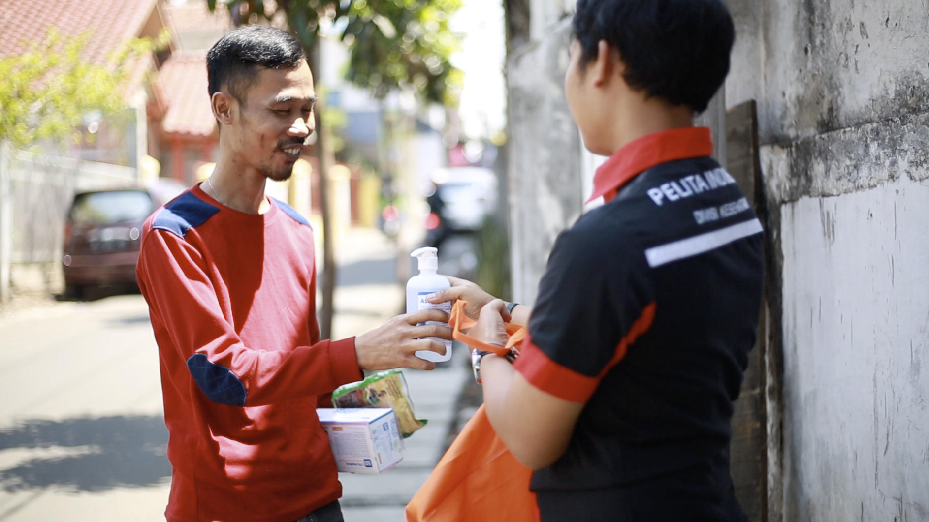 Feed a Family | Covid-19 Response in Indonesia
