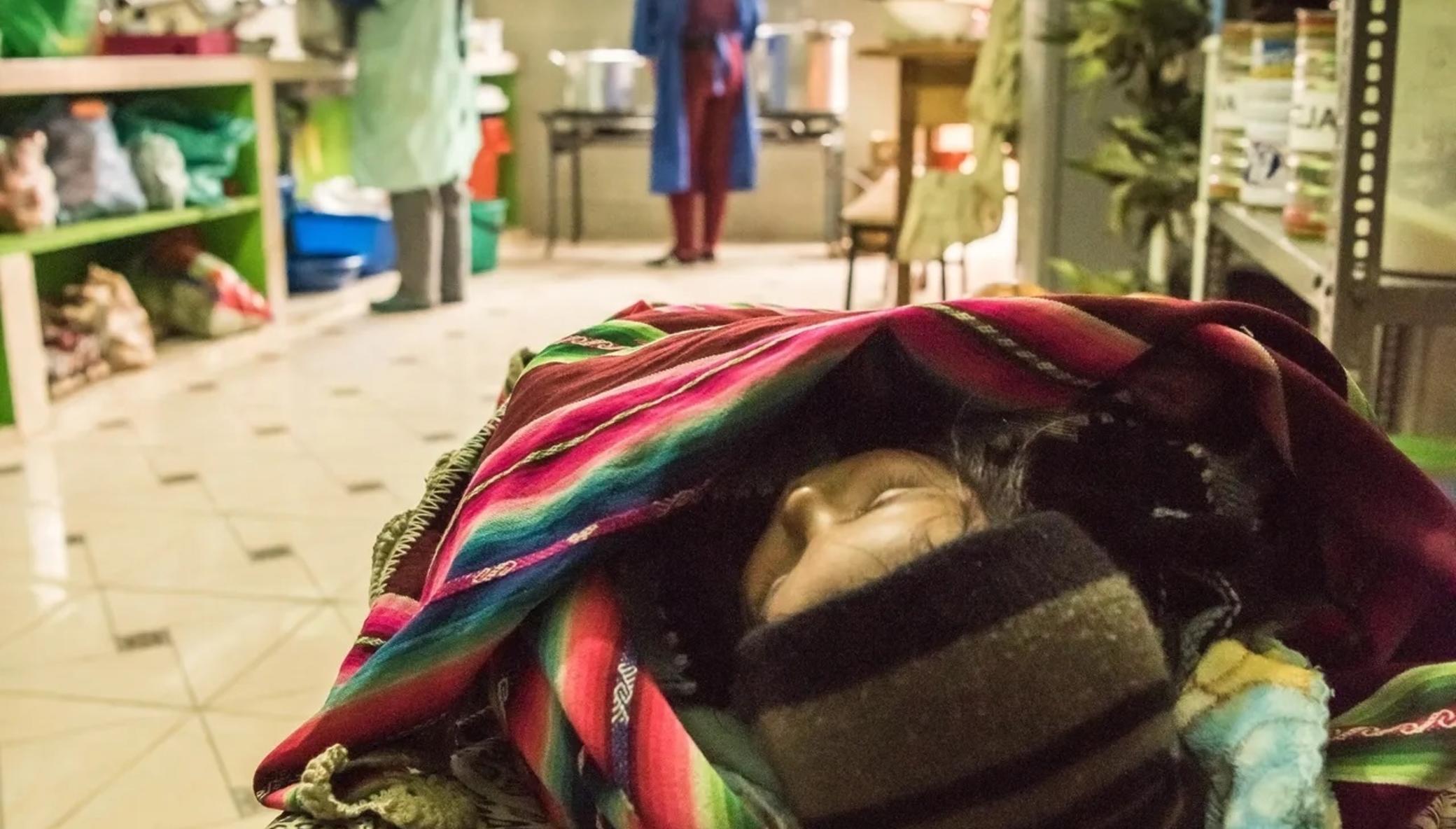 Feed and educate children in El Alto, Bolivia