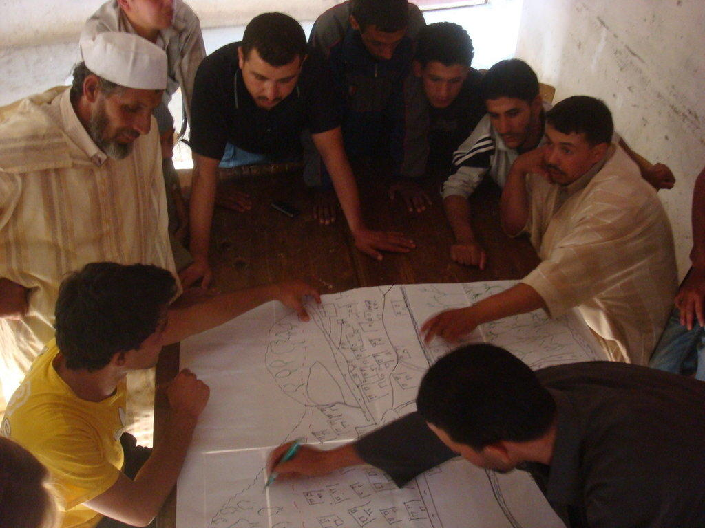 Field Train Students, CSOs & Officials in Morocco