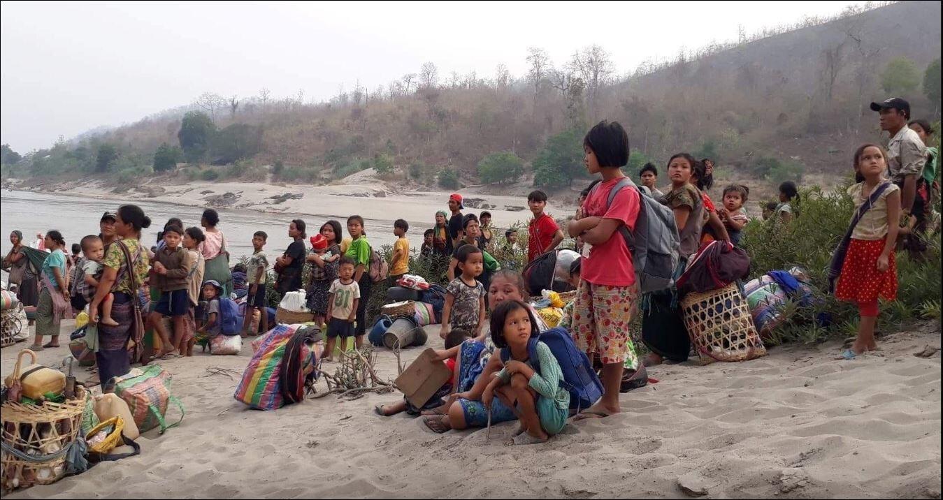Fleeing Myanmar: healthcare for refugees