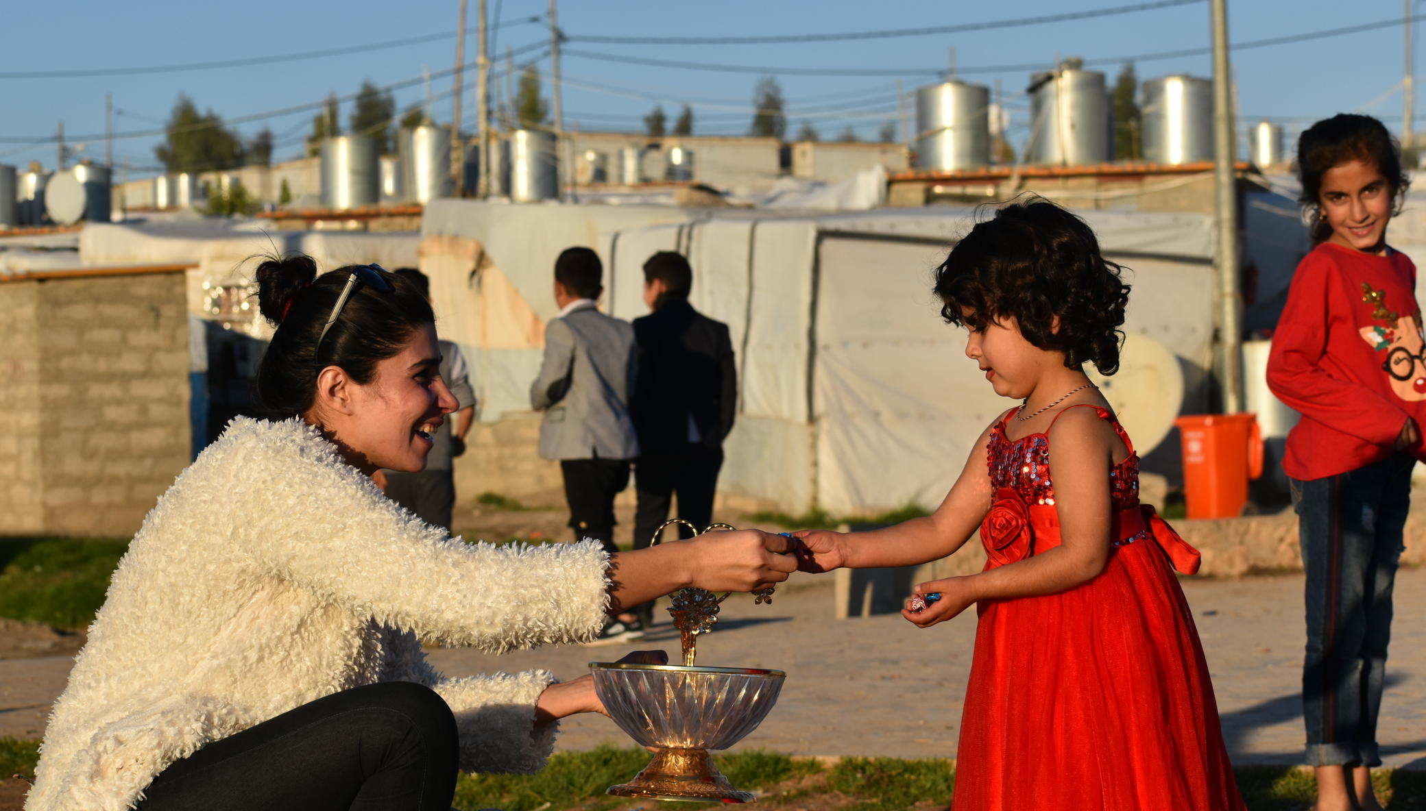 Free Yezidi Foundation Children's Center