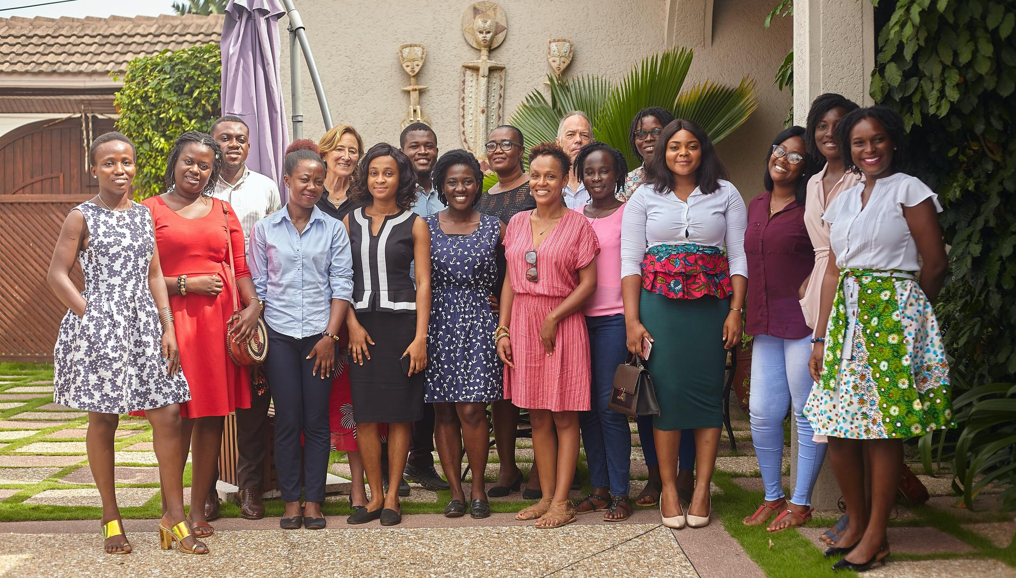 Fund 10 up-and-coming Ghanaian women innovators