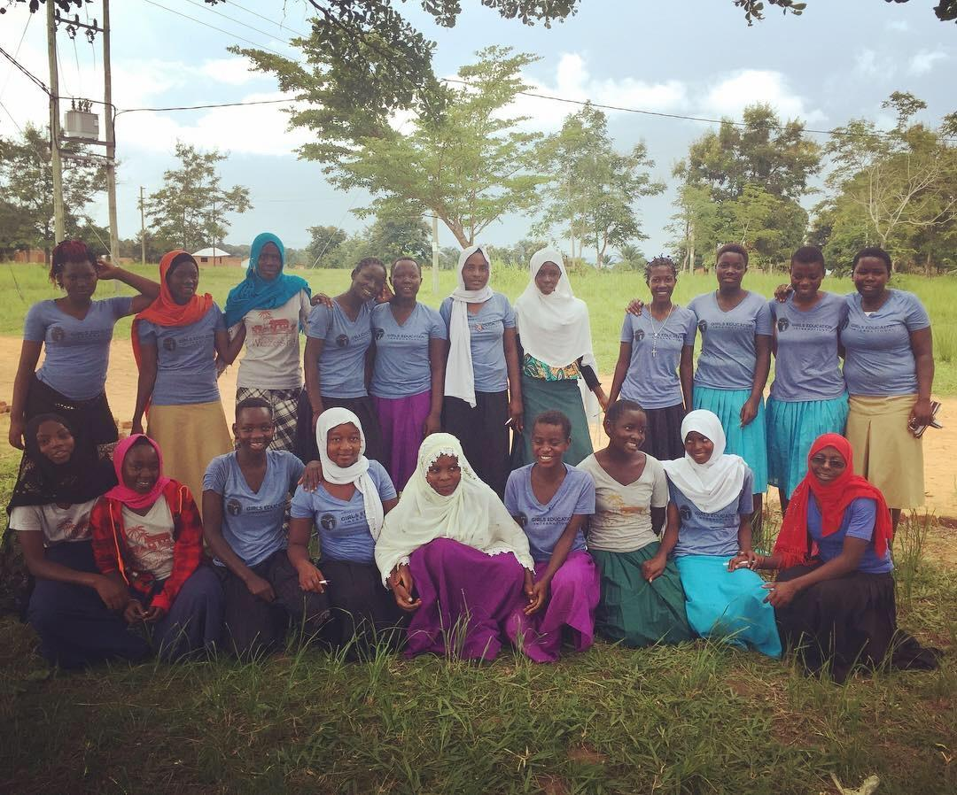 Fund PostSecondary Education for Girls in Tanzania
