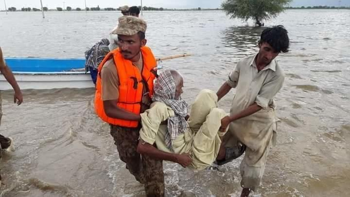 Fund for Sindh Rain Flood 2020 Affected Families