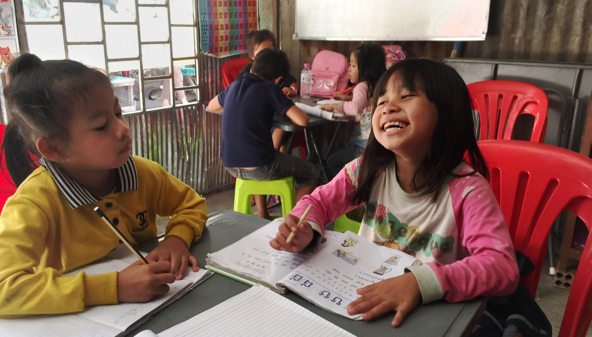 Give Cambodian Children an Education