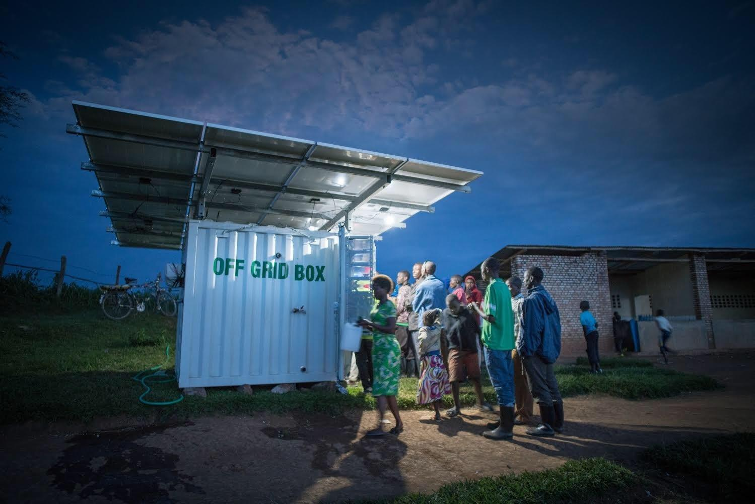 Give Clean Water & Energy to 350 Somali Families