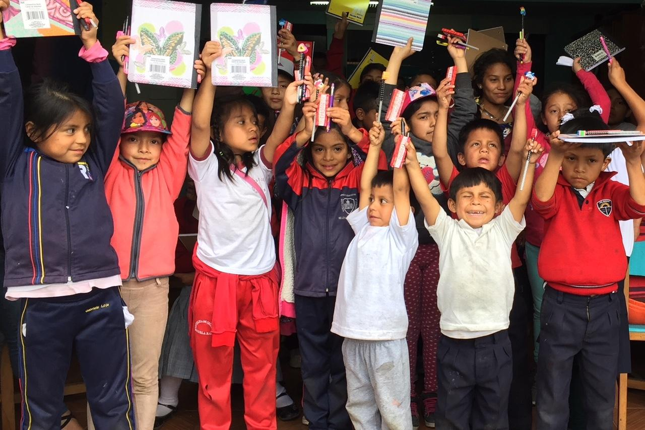 Give Hope to Vulnerable Ecuadorian Children