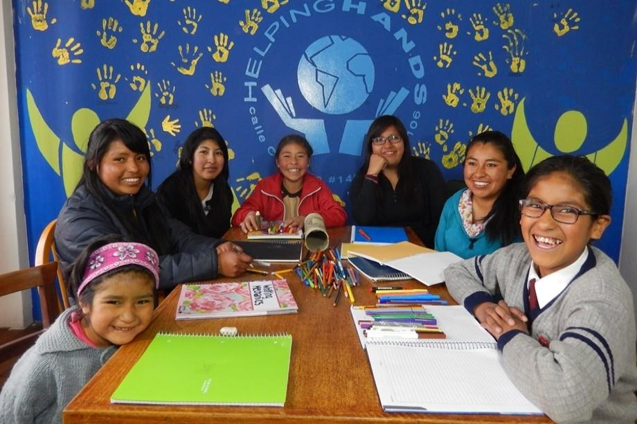 Give the Gift of Education to Bolivian Girls