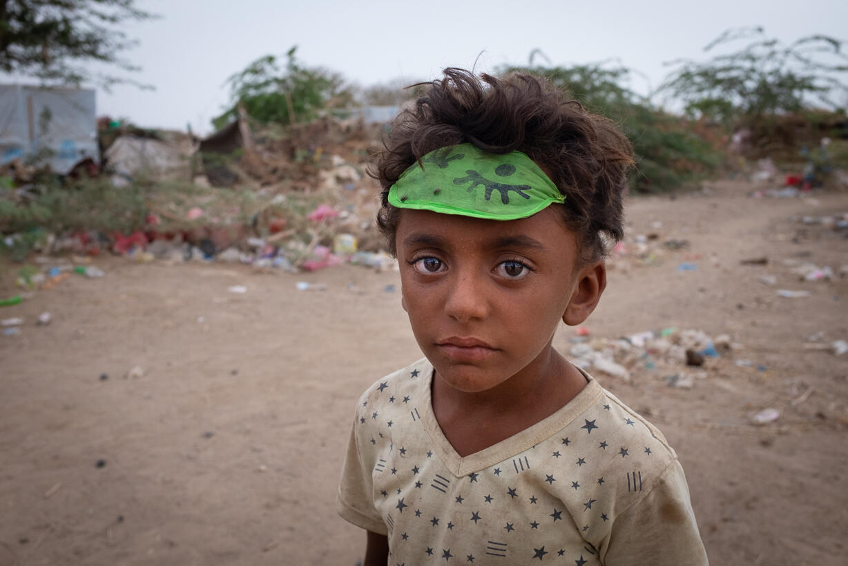 Give to starving families in Yemen