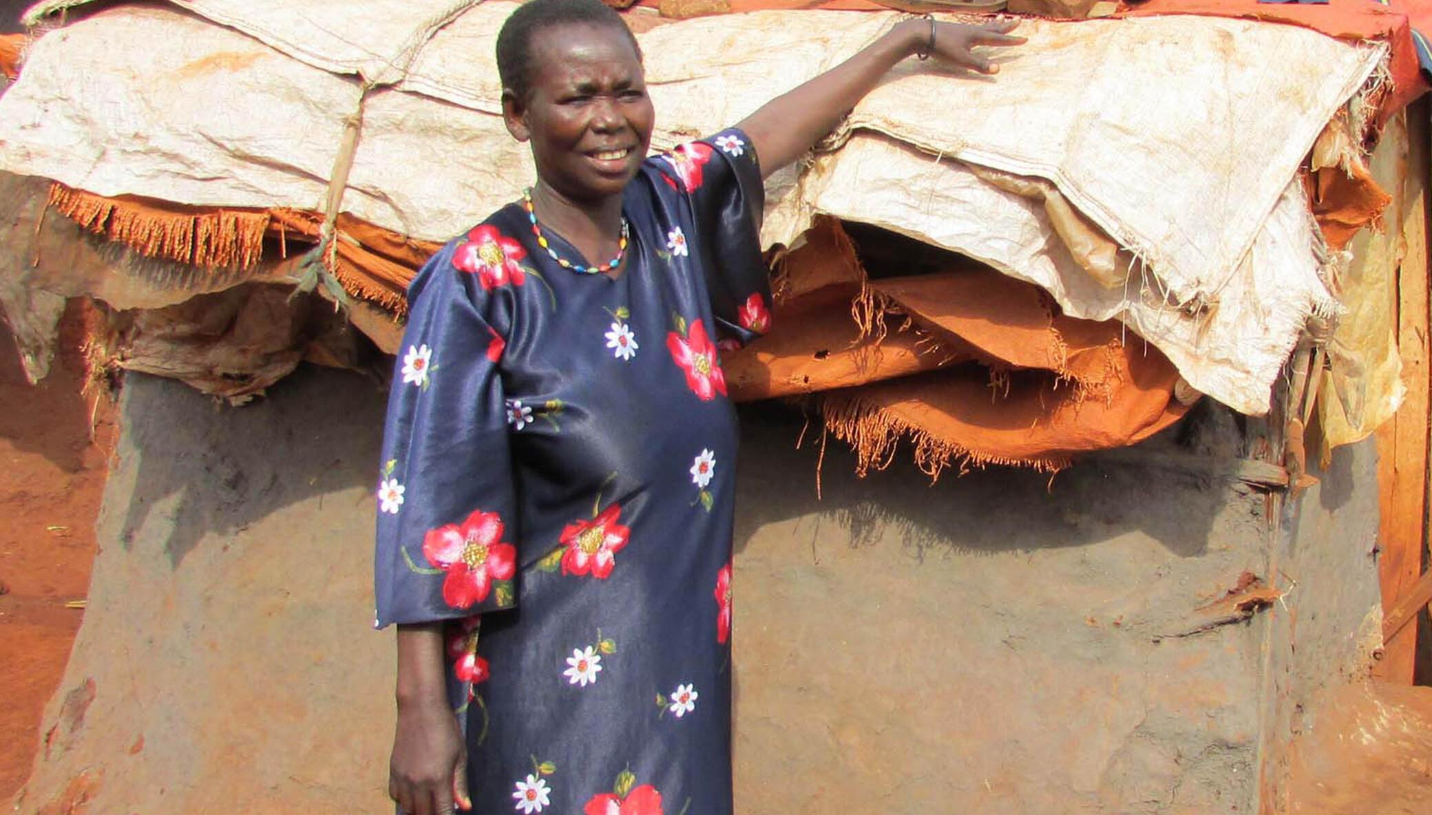 Good Bye Slums. Help 40 Uganda Women Build Homes.