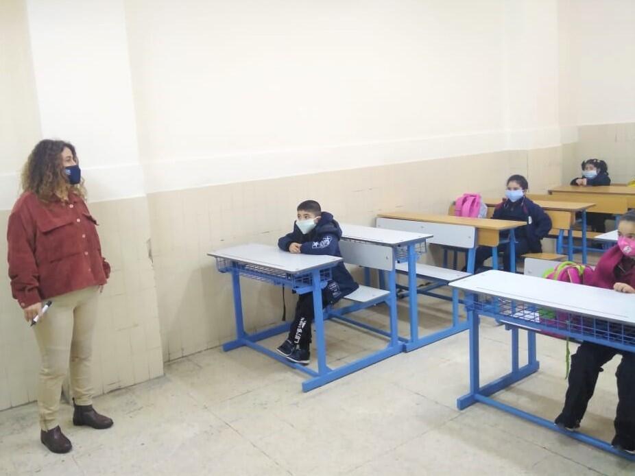 Guarantee education for 430 Children in Jordan
