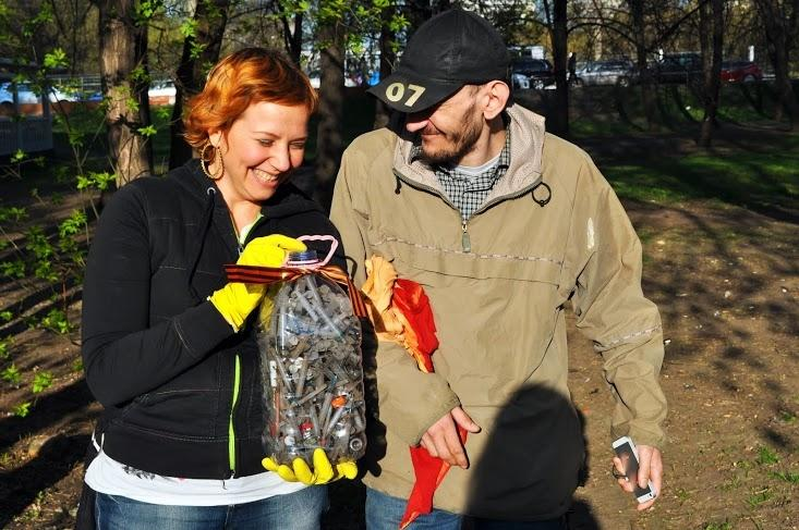 Harm Reduction for 3500 people in Moscow