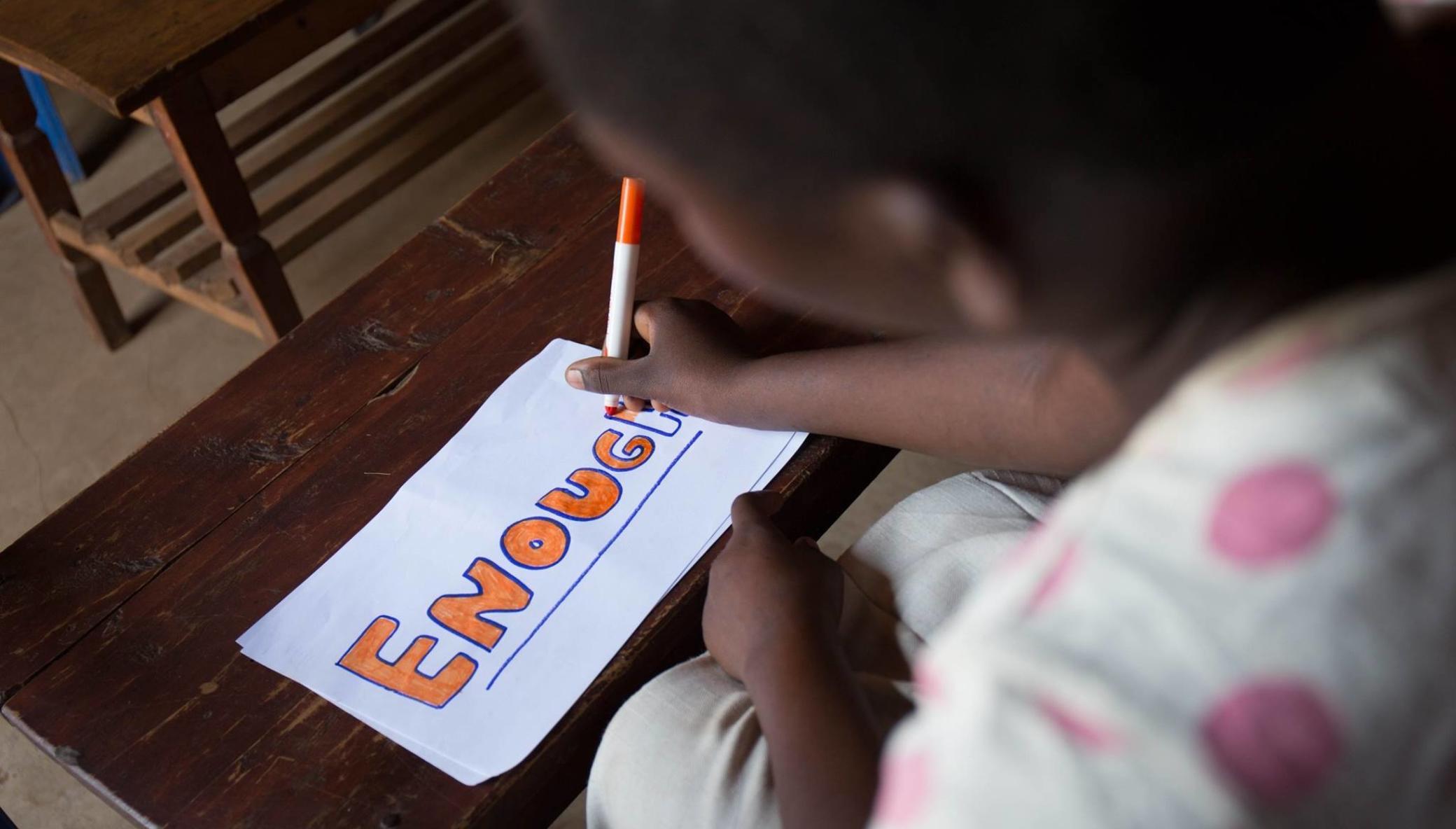 Heal orphan & sexual abuse trauma in Uganda