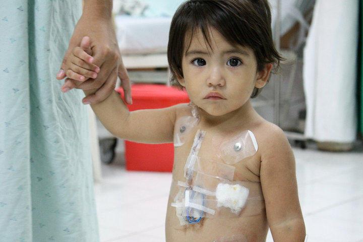 Healing Children's Hearts in Nicaragua