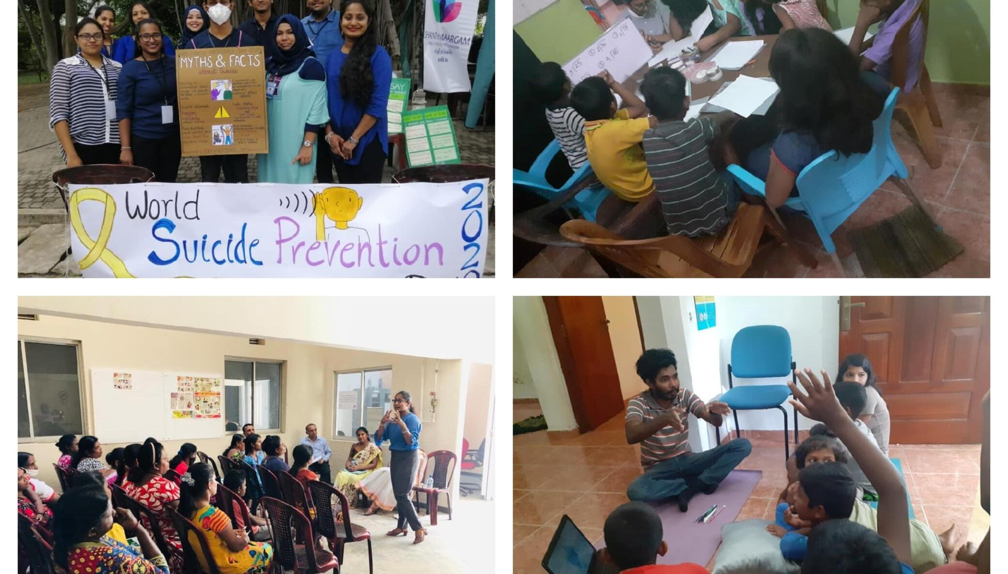 Healing children and youth in Sri Lanka