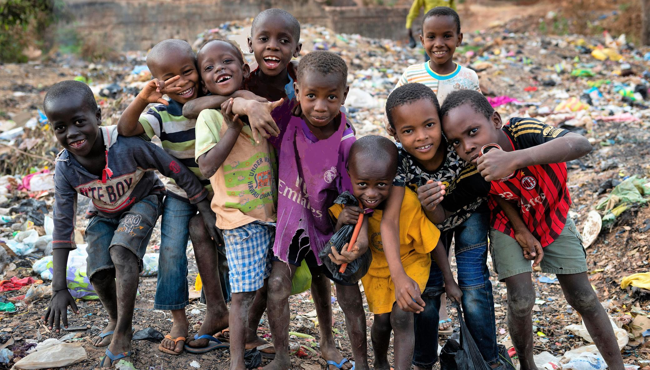 Help Relocate 500 Children Out Of A Garbage Dump