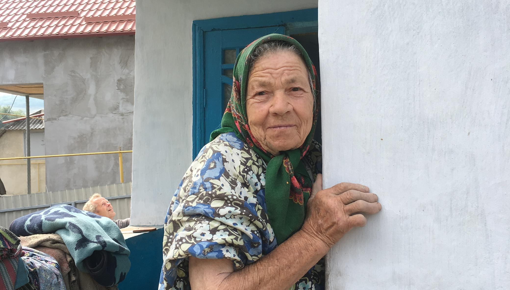 Help 250+ Vulnerable Elderly in Moldova