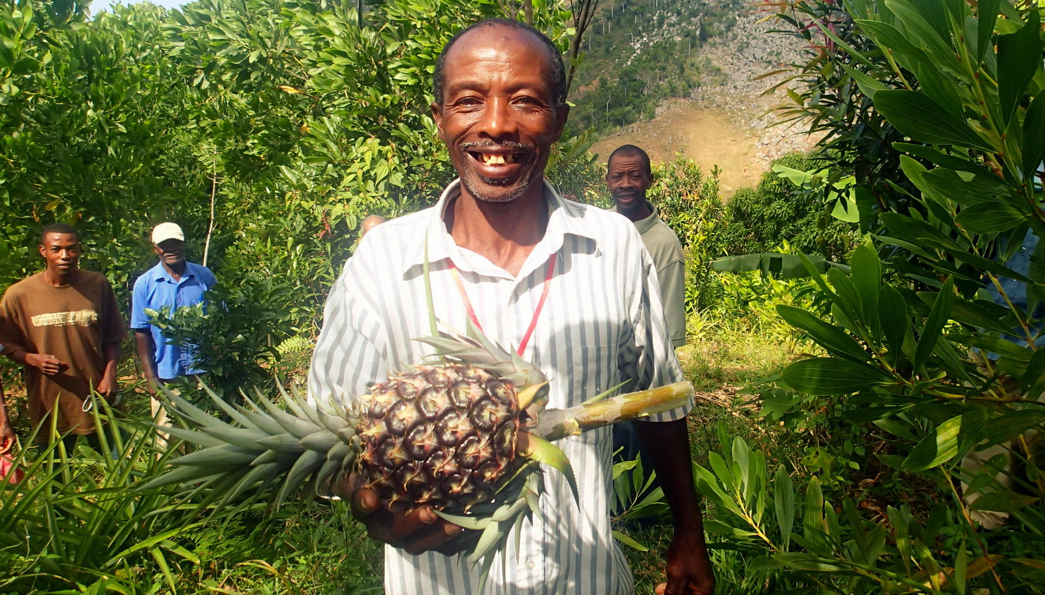 Help Families Grow their Own Food in Rural Haiti