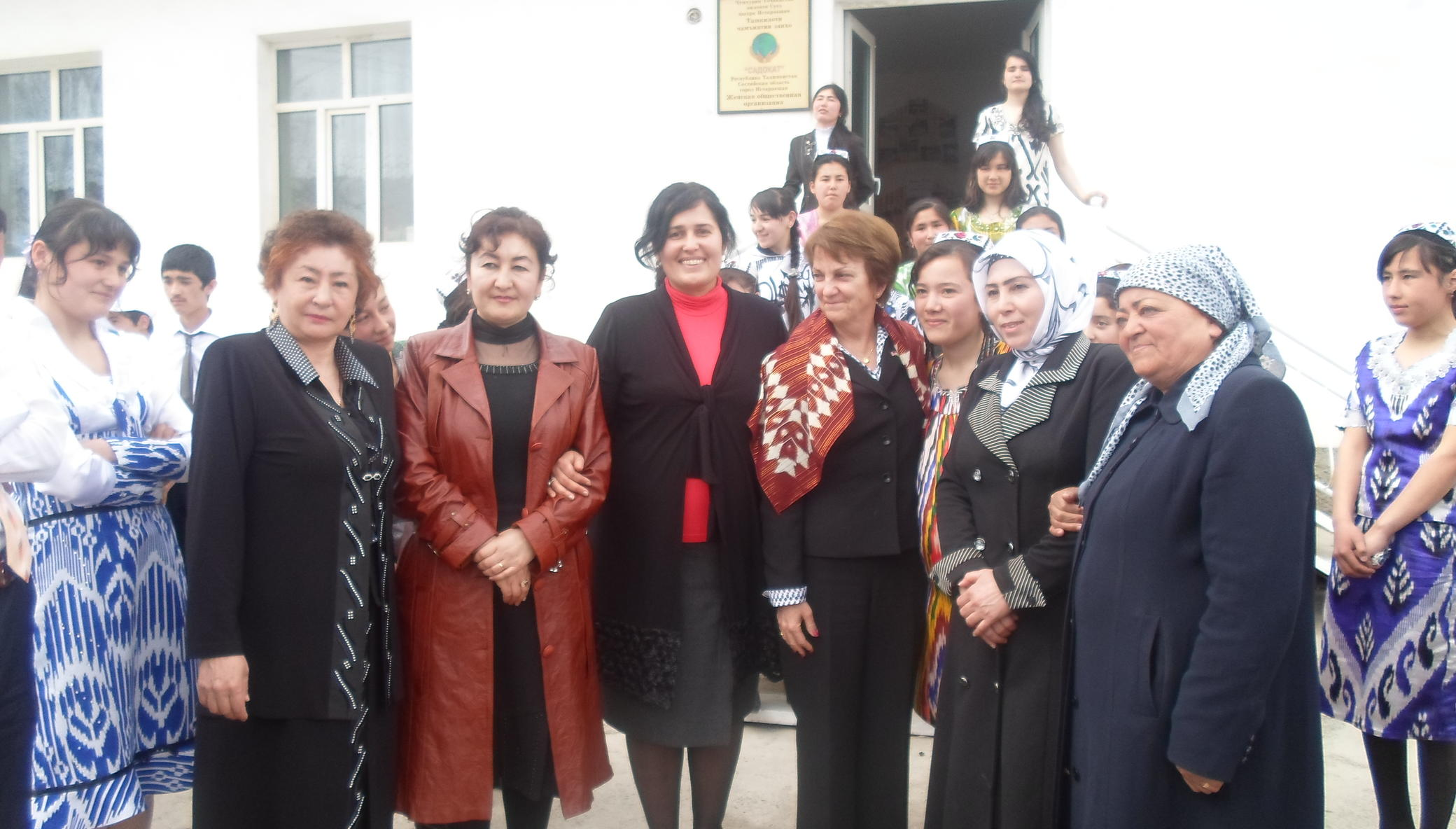 Access to Quality Healthcare in Rural Tajikistan