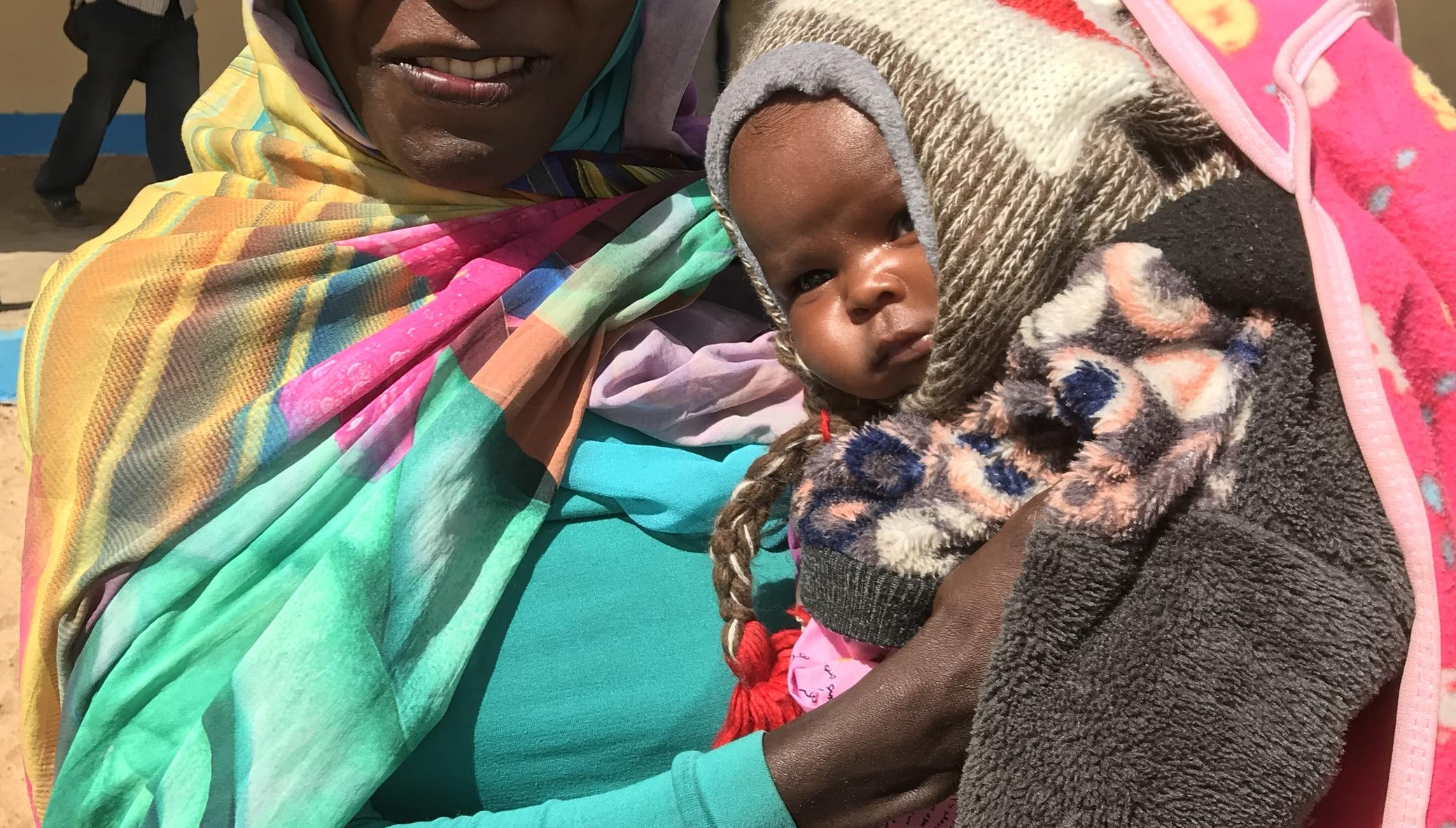 Help Mothers and Girls Earn a Brighter Future