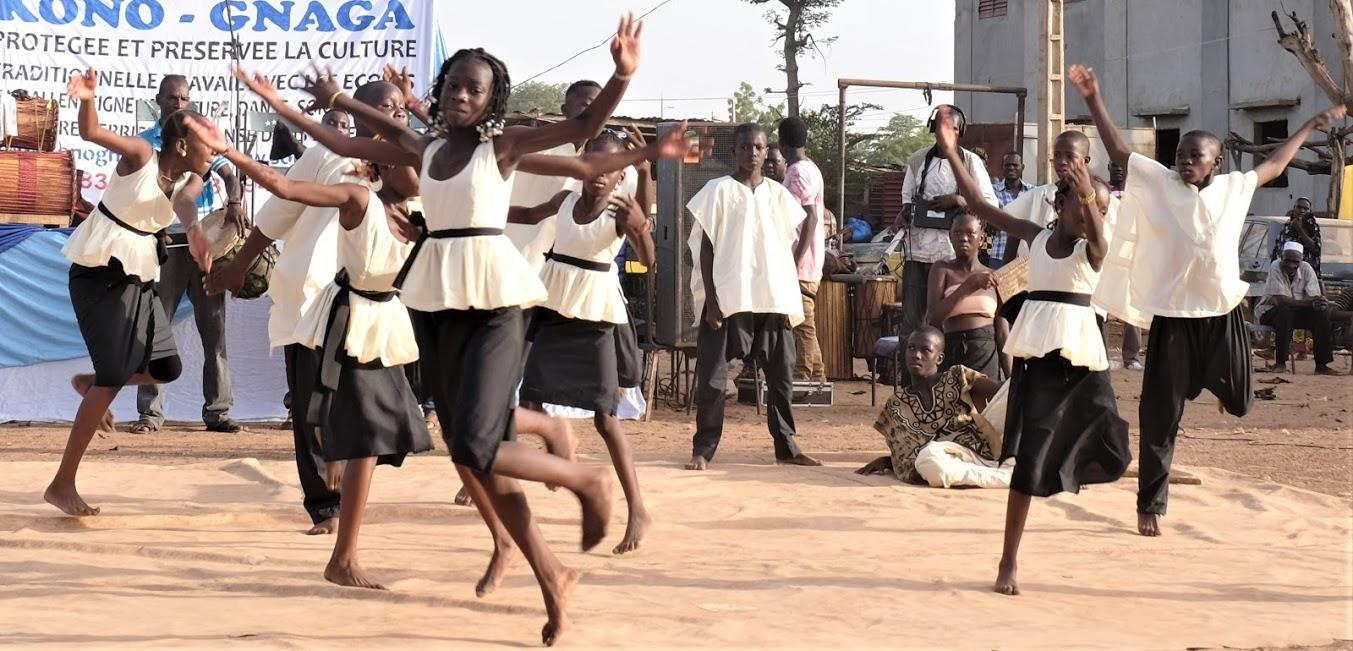 Help Preserve Traditional Dance and Music in Mali