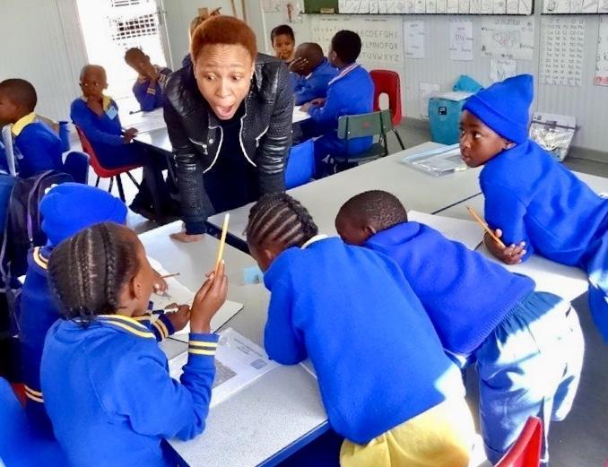 Help Teach Africa to Read