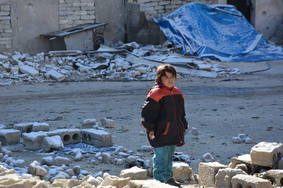 Help the Syrian children!