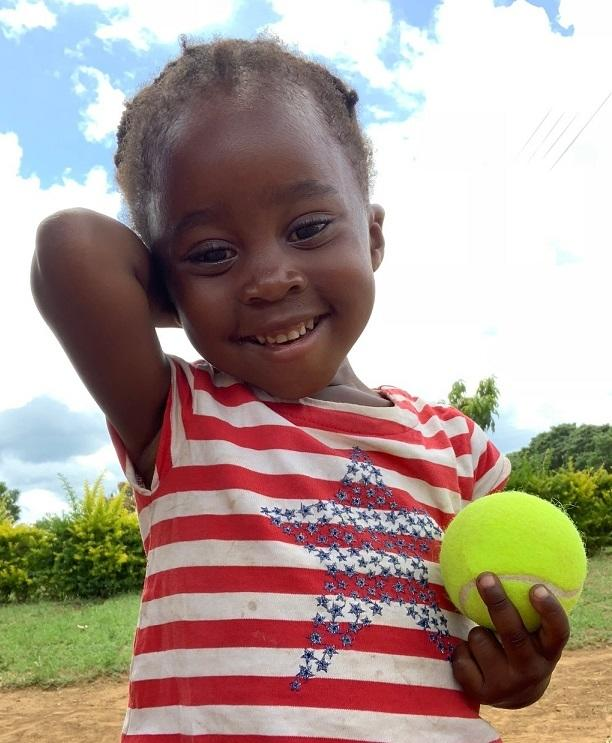 Help train Zambian children and young people