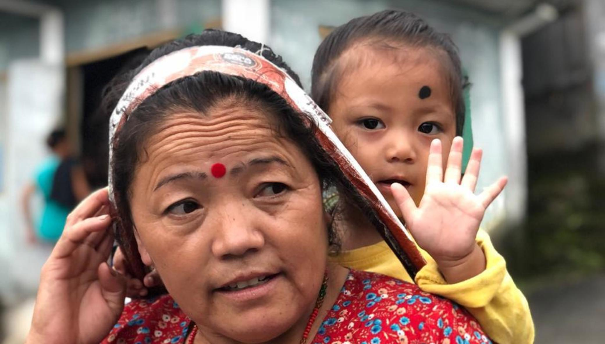 Help us complete the children's home in Darjeeling