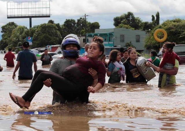 Hurricane Eta and Iota Relief for Honduras