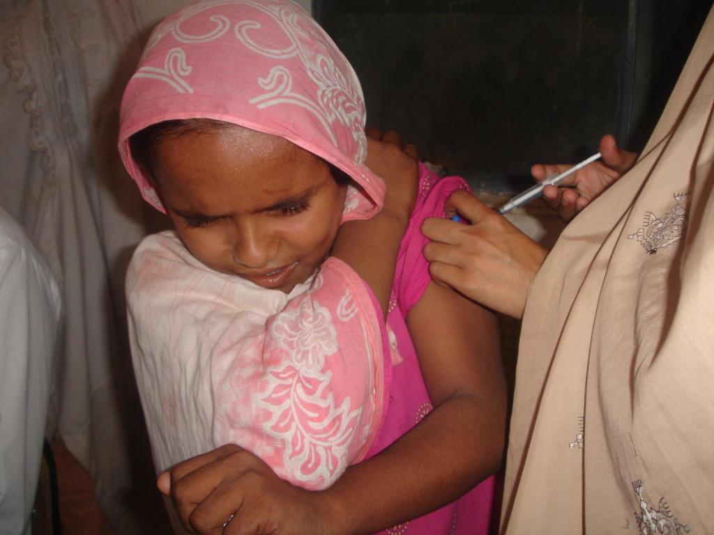 Improve Health for Mothers & Children in Pakistan