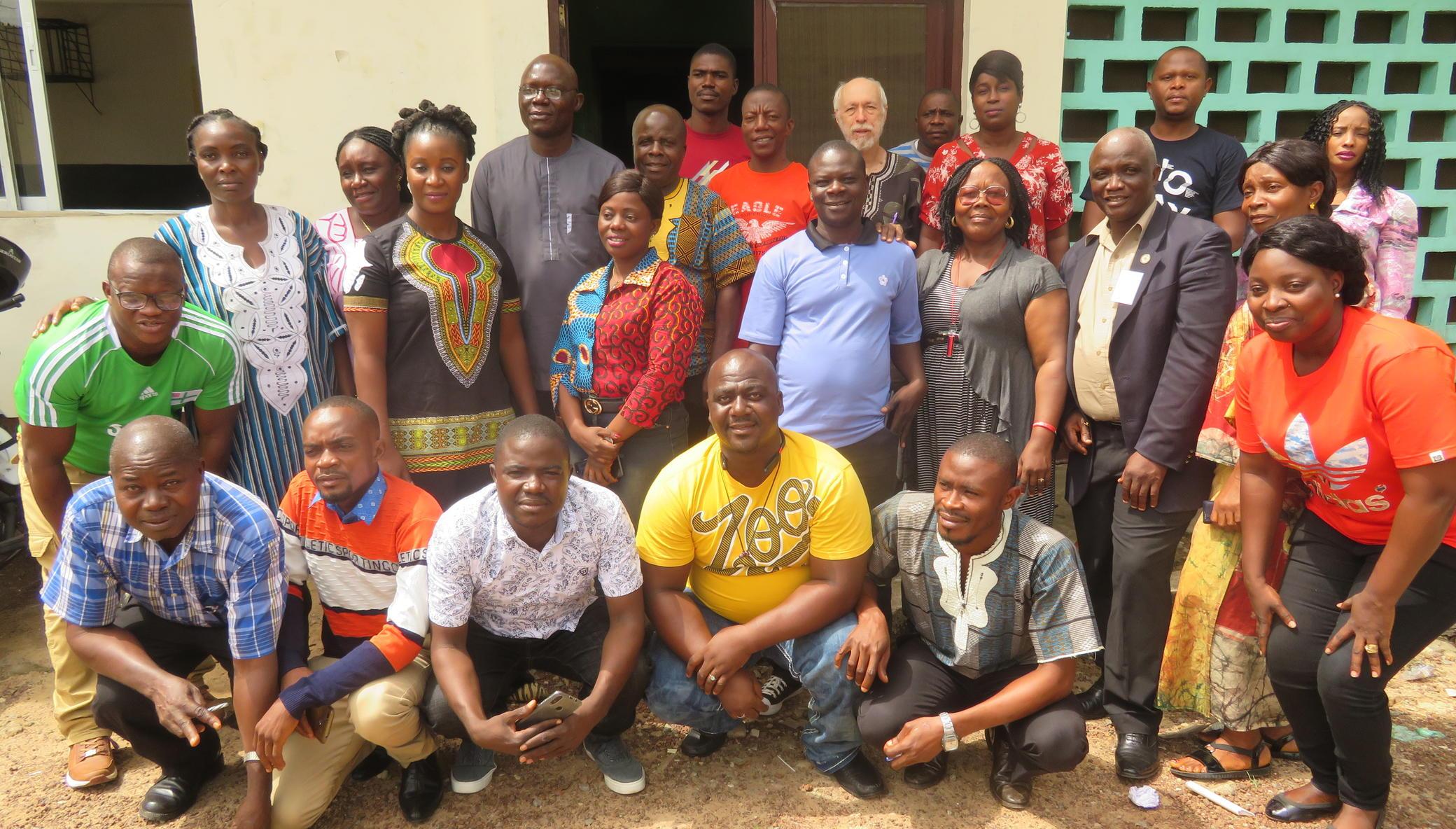 Improving Nursing & Midwifery Care in Liberia