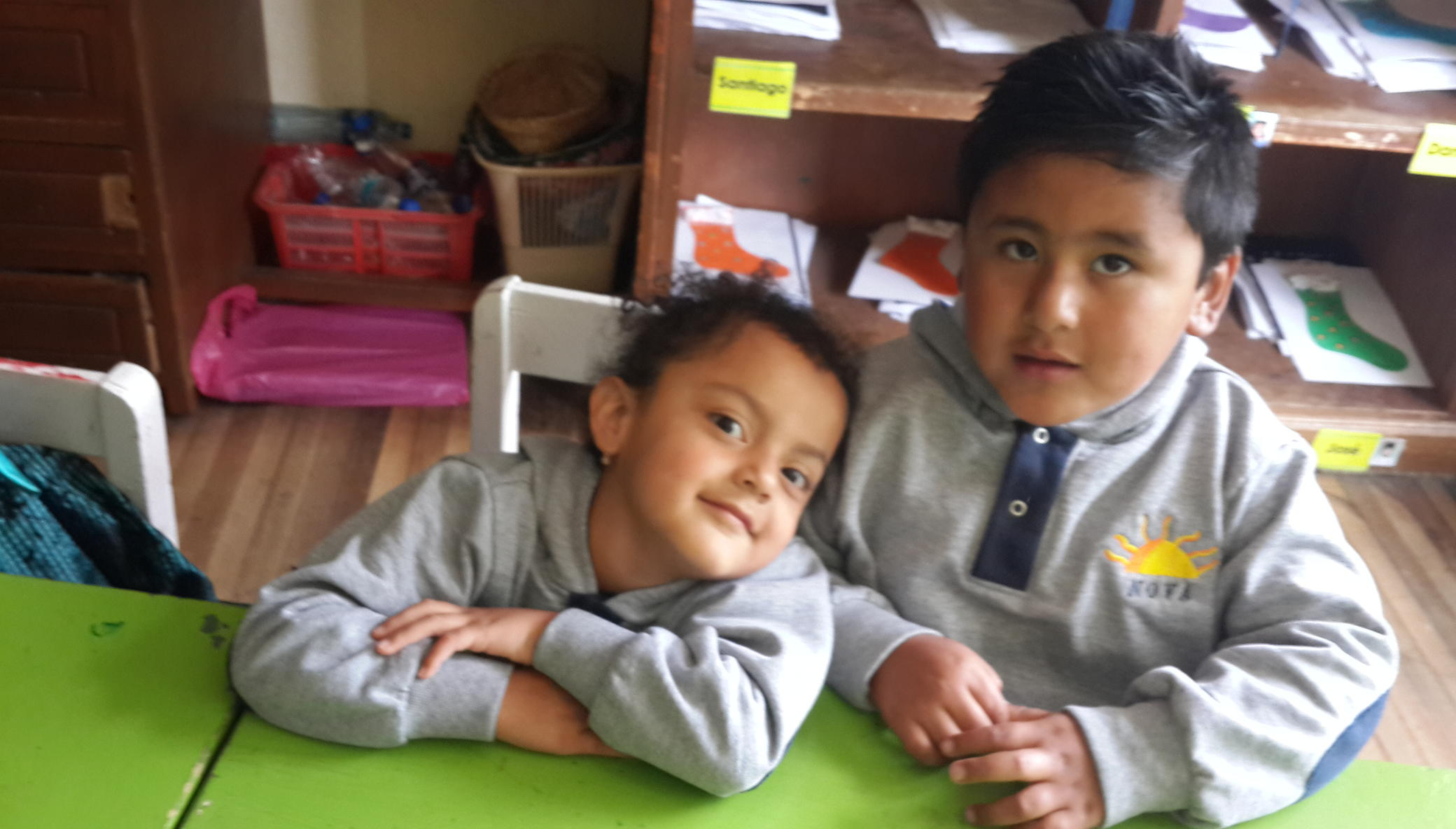 Inclusion for Special Needs Children in Ecuador