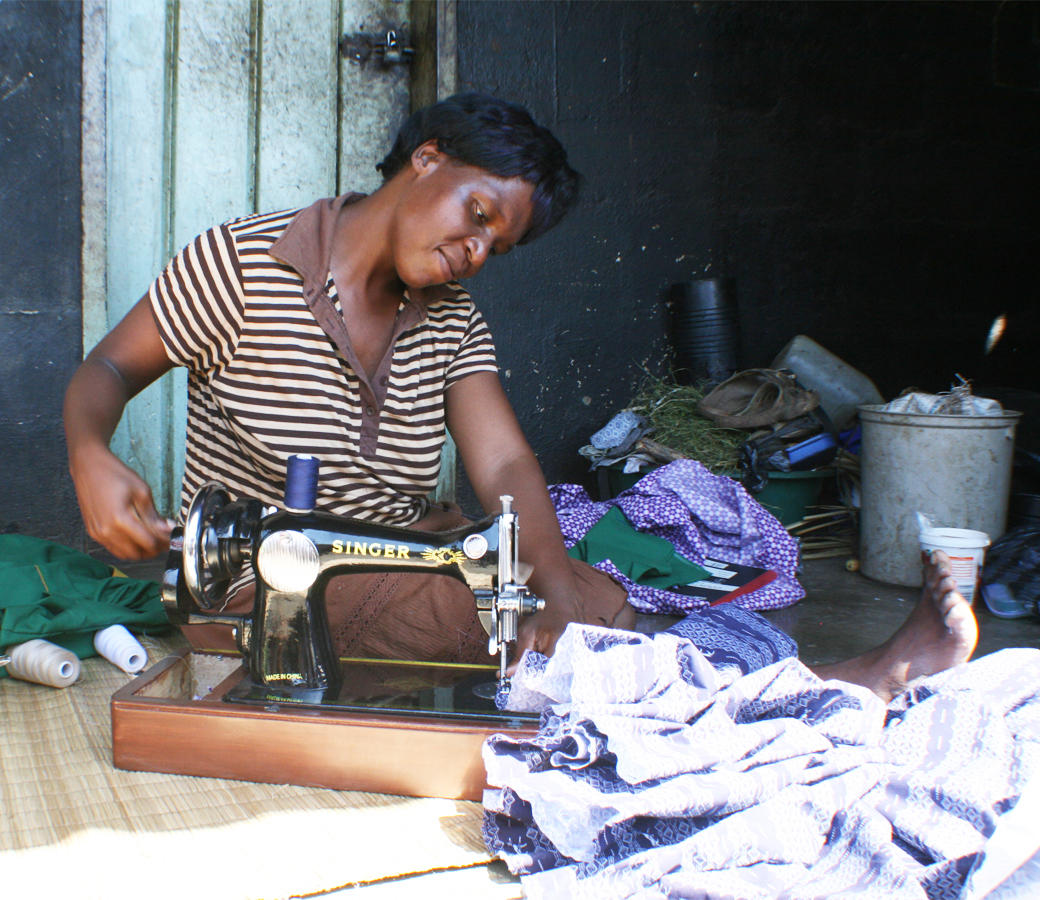 Jobs for 250 Impoverished Families in Swaziland