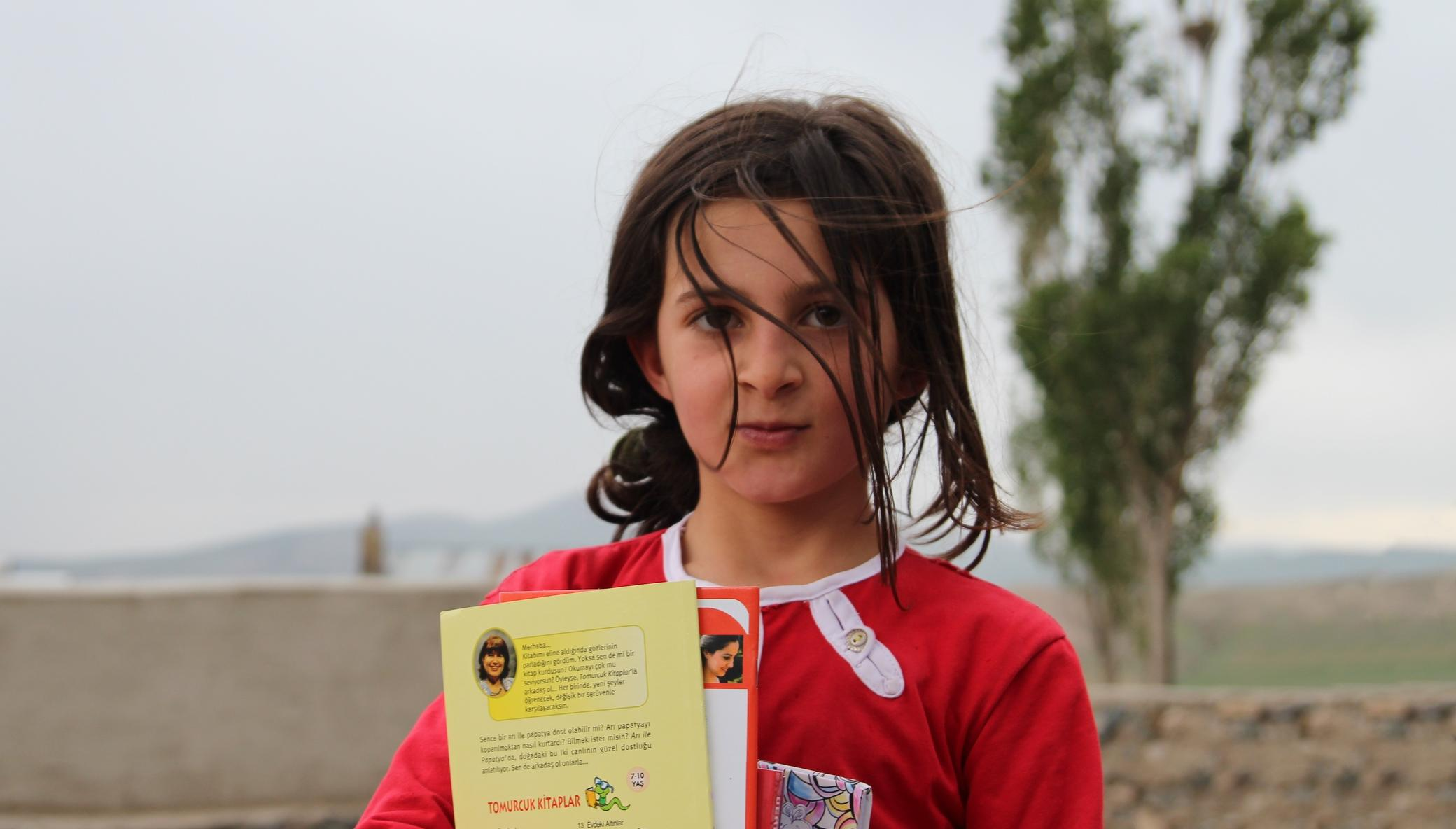 LET'S  EMPOWER GIRLS BY SUPPORTING THEIR EDUCATION