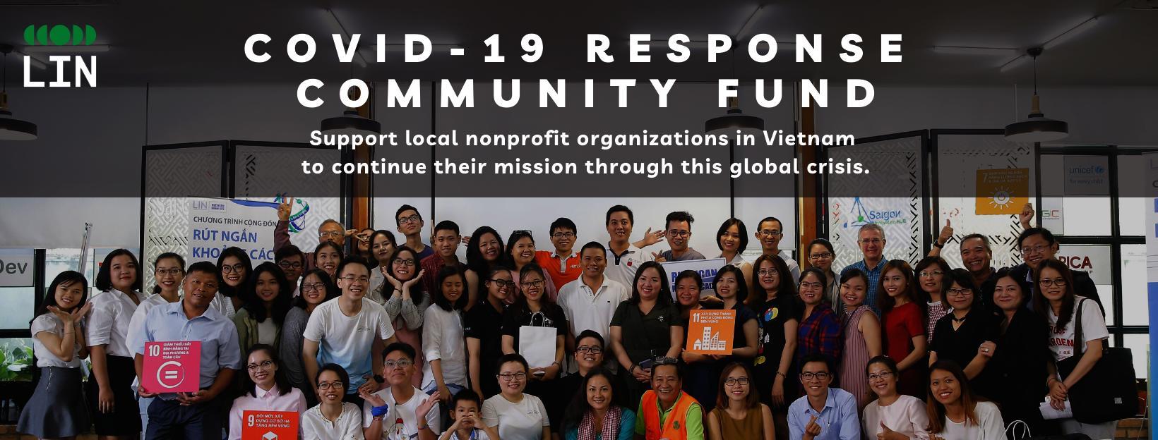 LIN's Covid-19 Response Community Fund