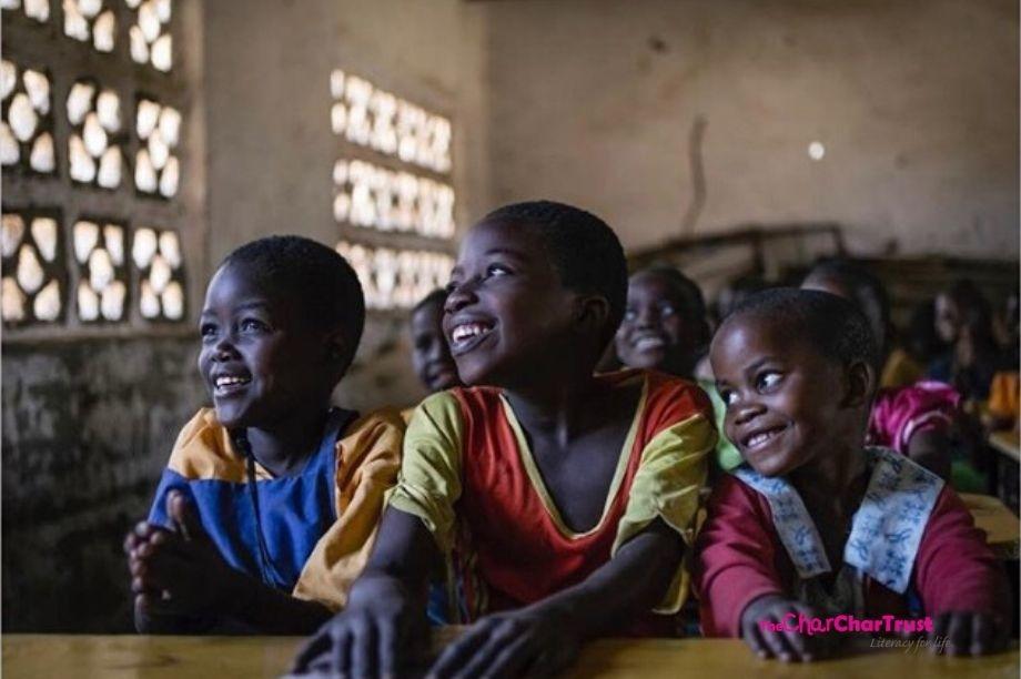 Literacy for Malawi