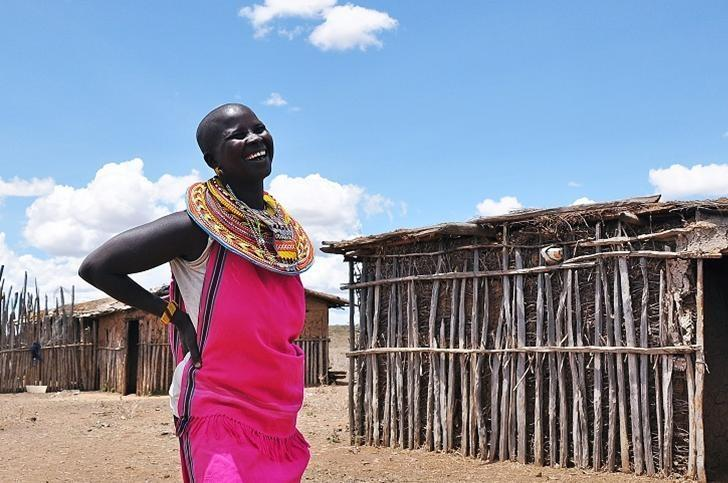 Long-Term Food Security for 4000 Samburus in Kenya
