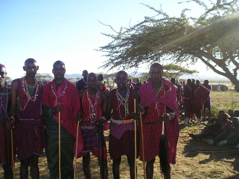 MAASAI COMMUNITY CARBON TREES AFRICA