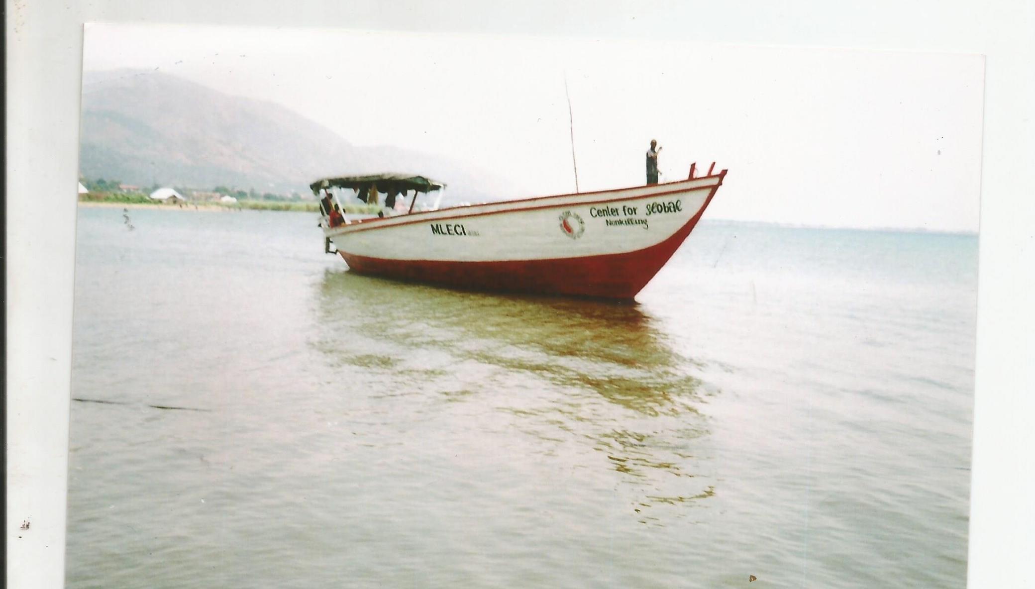 Making profitable the boat of Glenn Paige School