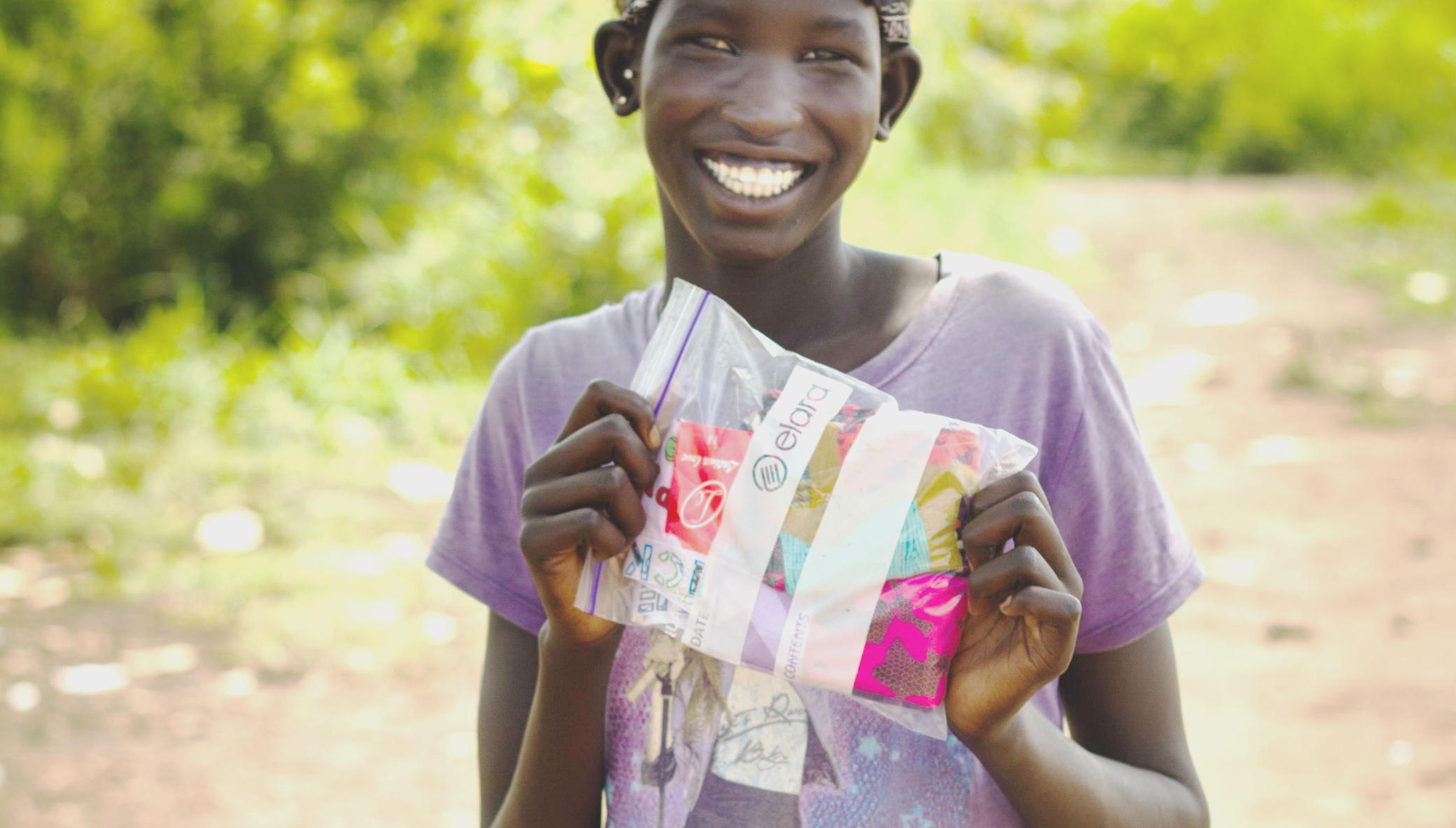 Menstrual Hygiene for Refugee Women & Girls